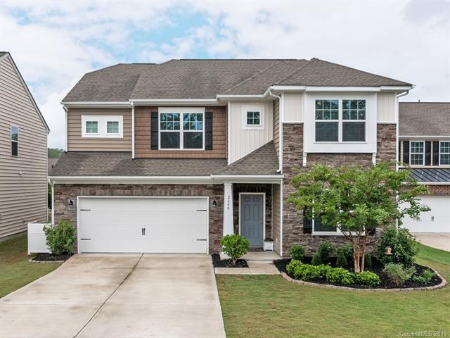 2640 Southern Trace Drive, Waxhaw, NC 28173 (#3433236) :: LePage Johnson Realty Group, LLC