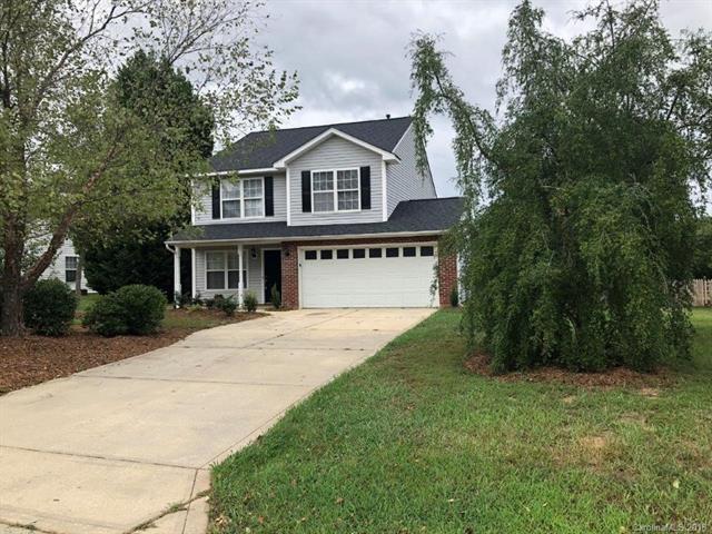 4702 Winterberry Lane, Monroe, NC 28110 (#3433347) :: High Performance Real Estate Advisors