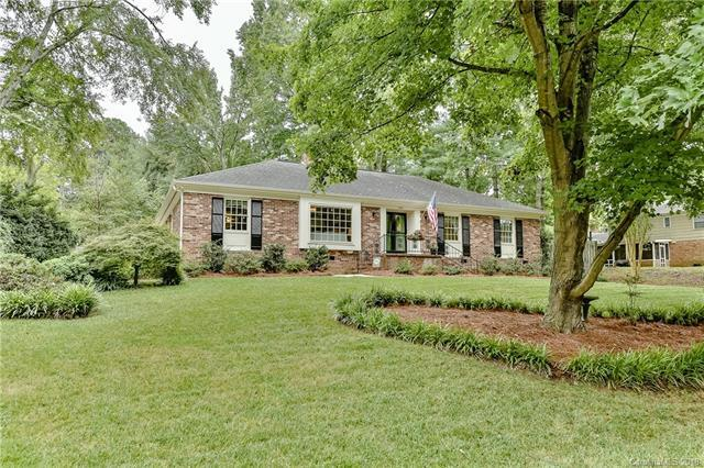3720 Ashton Drive, Charlotte, NC 28210 (#3433355) :: The Sarah Moore Team