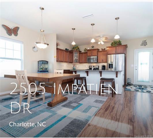 2505 Impatien Drive, Charlotte, NC 28215 (#3433366) :: High Performance Real Estate Advisors