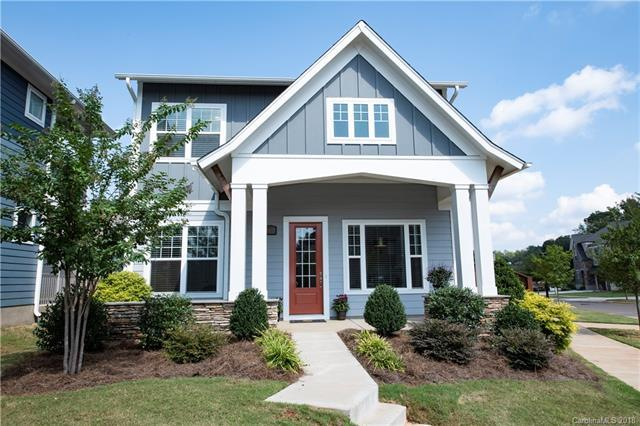 7822 Waverly Walk #35, Charlotte, NC 28277 (#3433372) :: Exit Mountain Realty