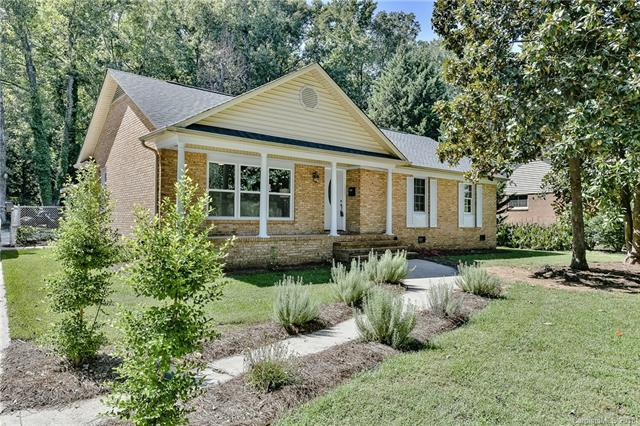 3116 Archdale Drive, Charlotte, NC 28210 (#3433374) :: Exit Mountain Realty
