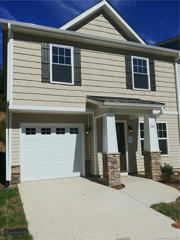 100 Monmouth Way, Candler, NC 28715 (#3433380) :: High Performance Real Estate Advisors