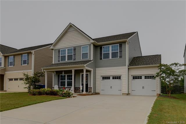 119 Fesperman Circle, Troutman, NC 28166 (#3433397) :: Roby Realty