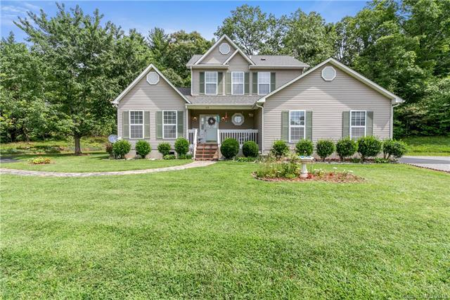 619 Old Fort Road, Fairview, NC 28730 (#3433472) :: The Ann Rudd Group
