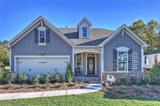 1006 Doughton Lane, Indian Trail, NC 28079 (#3433485) :: Stephen Cooley Real Estate Group