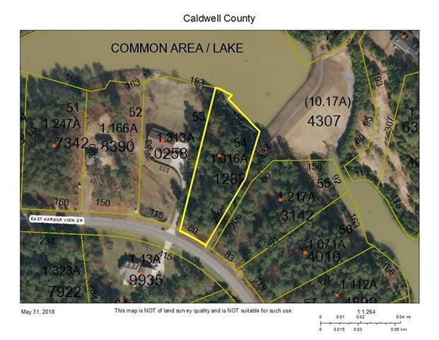 5025 E Harbor View Drive, Granite Falls, NC 28630 (#3433487) :: LePage Johnson Realty Group, LLC
