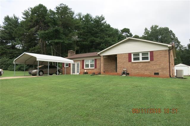 1888 Moss Drive #1, Newton, NC 28658 (#3433498) :: Cloninger Properties
