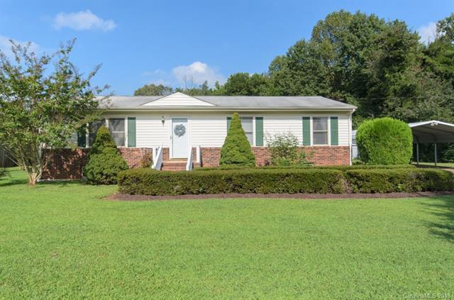 3917 E Highway 27 Highway #14, Iron Station, NC 28080 (#3433675) :: Cloninger Properties