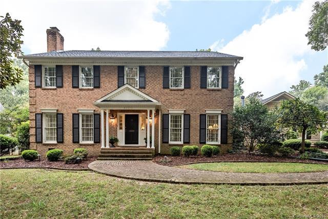 4100 Foxcroft Road, Charlotte, NC 28211 (#3433707) :: The Temple Team