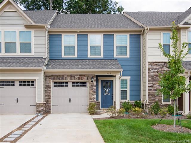 219 Scenic View Lane, Stallings, NC 28104 (#3433799) :: High Performance Real Estate Advisors