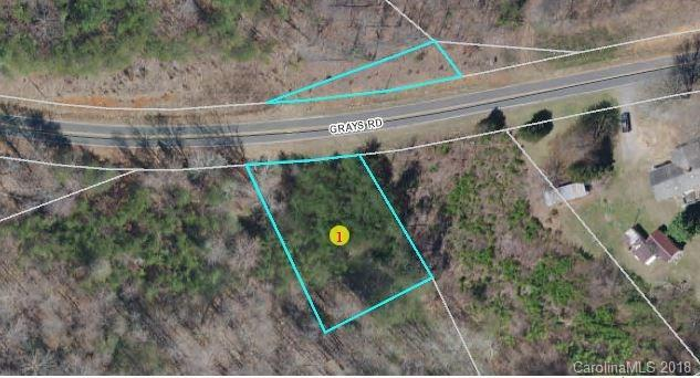 0 Grays Road, Rutherfordton, NC 28139 (#3433833) :: Caulder Realty and Land Co.