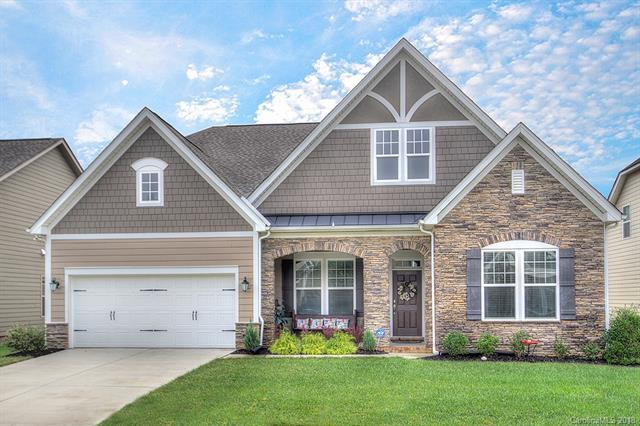 1816 Painted Horse Drive, Indian Trail, NC 28079 (#3433950) :: Exit Mountain Realty