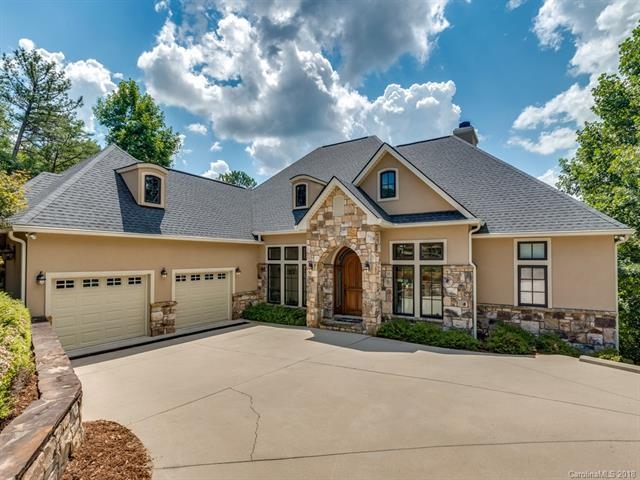 122 Eagles Crest Way, Lake Lure, NC 28746 (#3434019) :: The Ann Rudd Group
