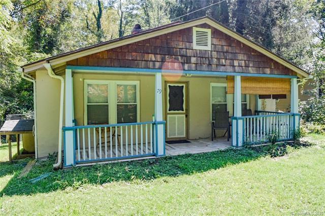 79 Old Haw Creek Road, Asheville, NC 28803 (#3434072) :: Johnson Property Group - Keller Williams