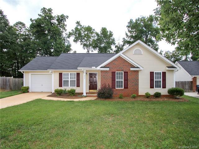 857 Murphy Hill Place, Charlotte, NC 28214 (#3434198) :: LePage Johnson Realty Group, LLC