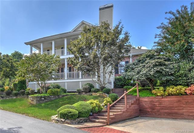 602 Carriage Commons Drive #602, Hendersonville, NC 28791 (#3434207) :: Cloninger Properties