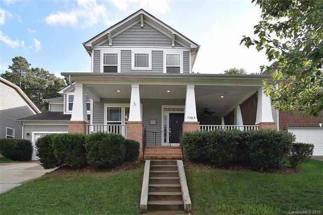 7505 Chaddsley Drive, Huntersville, NC 28078 (#3434309) :: LePage Johnson Realty Group, LLC