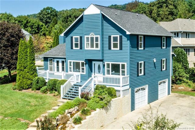 23 Valley Drive, Weaverville, NC 28787 (#3434321) :: Puffer Properties