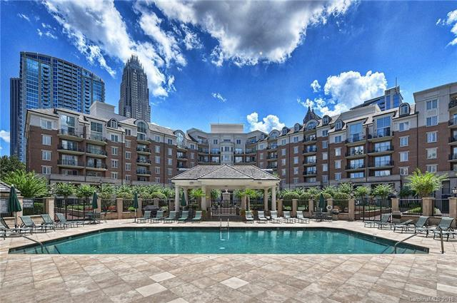 300 5th Street #636, Charlotte, NC 28202 (#3434329) :: The Temple Team
