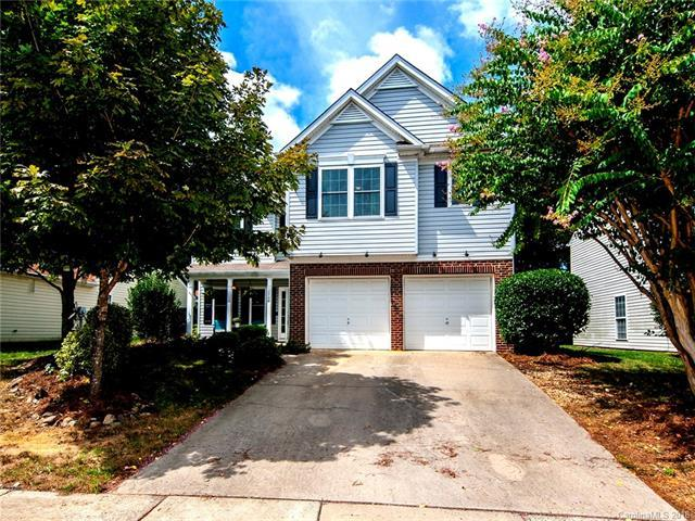 12706 Cedar Crossings Drive #6, Charlotte, NC 28273 (#3434348) :: Exit Mountain Realty