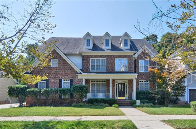 7722 Garnkirk Drive, Huntersville, NC 28078 (#3434373) :: The Ramsey Group