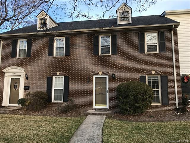 8043 Regent Park Lane #77, Charlotte, NC 28210 (#3434382) :: High Performance Real Estate Advisors