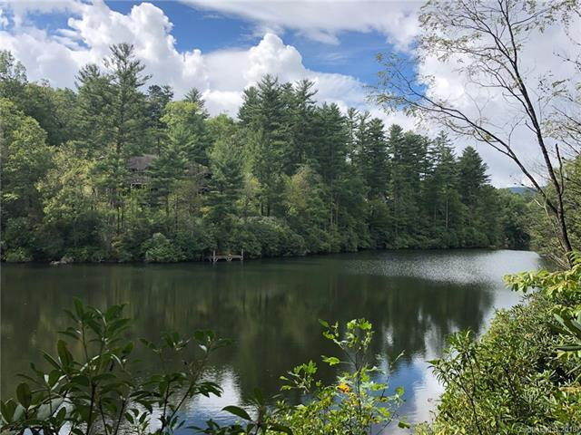 Lot 8, Sec 10 Indian Lake Road #8, Lake Toxaway, NC 28747 (#3434440) :: Exit Mountain Realty