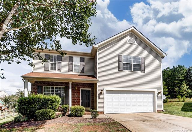 1014 Duck Point Drive, Concord, NC 28025 (#3434516) :: Stephen Cooley Real Estate Group