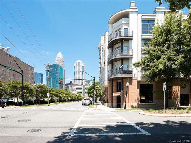 525 E 6th Street #101, Charlotte, NC 28202 (#3434568) :: MECA Realty, LLC