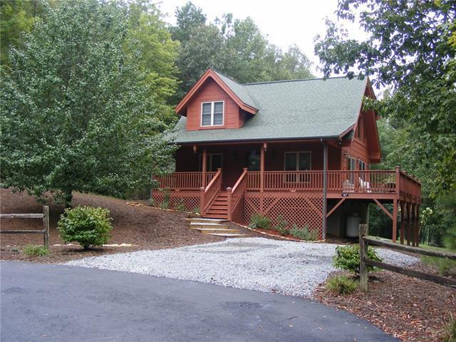 167 Saratoga Drive, Nebo, NC 28761 (#3434579) :: High Performance Real Estate Advisors