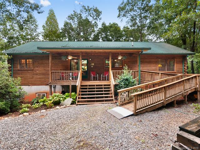 30 Blessed Valley Lane #11, Mill Spring, NC 28756 (#3434592) :: Robert Greene Real Estate, Inc.