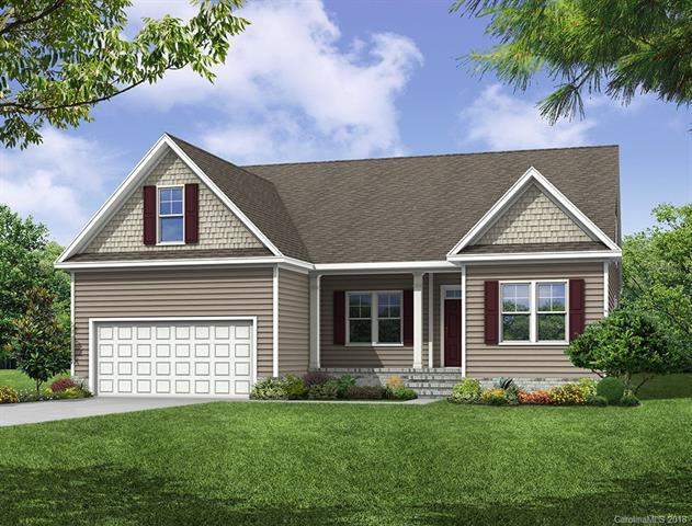 4812 Laymore Lane Lot 172, Kannapolis, NC 28081 (#3434613) :: The Andy Bovender Team