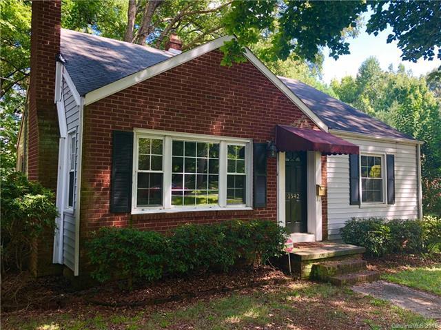 1542 Carolyn Drive, Charlotte, NC 28205 (#3434638) :: The Sarah Moore Team