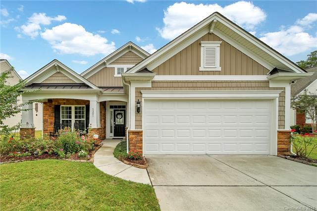 5201 Cressingham Drive, Indian Land, SC 29707 (#3434647) :: The Ann Rudd Group