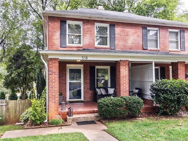 518 W Worthington Avenue, Charlotte, NC 28203 (#3434696) :: The Sarah Moore Team