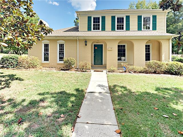 6807 Stoney Ridge Road, Matthews, NC 28104 (#3434716) :: Stephen Cooley Real Estate Group