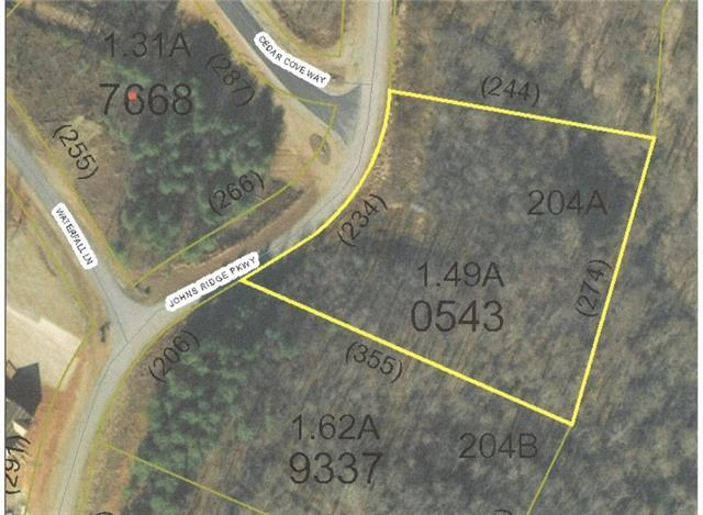 0 Johns Ridge Parkway 204A, Lenoir, NC 28645 (#3434729) :: Exit Mountain Realty