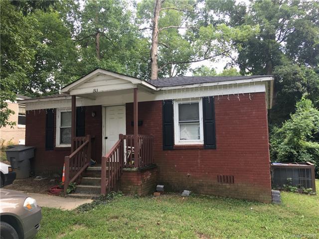 1313 Norris Avenue, Charlotte, NC 28206 (#3434749) :: The Beth Smith Shuey Team