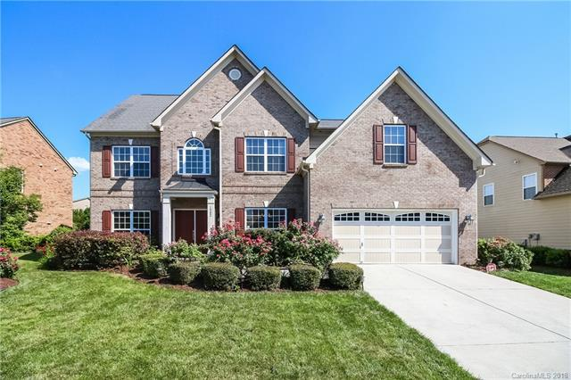1002 Emerson Lane, Indian Trail, NC 28079 (#3434759) :: The Ann Rudd Group