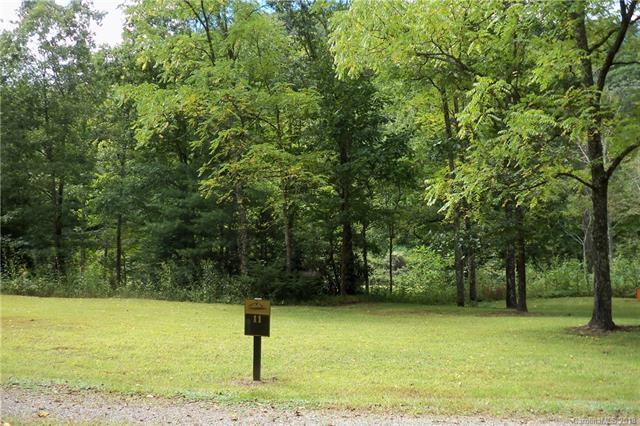 Lot 11 Tumbling Fork Drive, Canton, NC 28716 (#3434825) :: Keller Williams Professionals