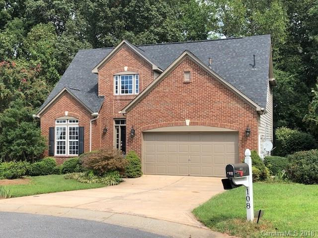 108 Croton Court #76, Mooresville, NC 28117 (#3434854) :: LePage Johnson Realty Group, LLC