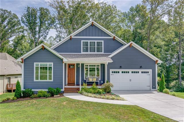 49 Bradshaw Lane #4, Candler, NC 28715 (#3434863) :: LePage Johnson Realty Group, LLC