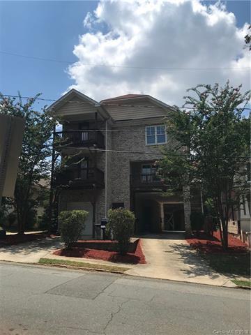 1021 Margaret Brown Street, Charlotte, NC 28202 (#3434875) :: MECA Realty, LLC
