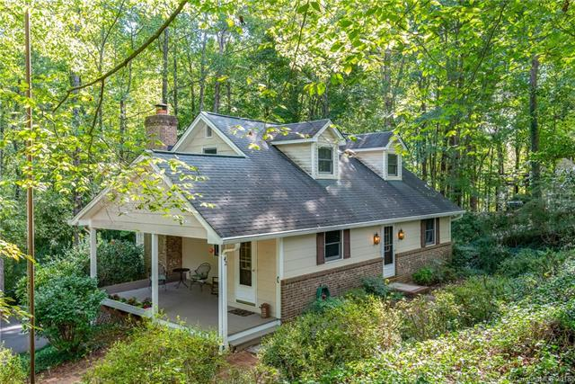 42 Hunters Trail, Tryon, NC 28782 (#3434911) :: Century 21 First Choice