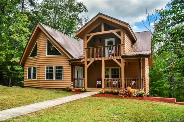 176 Crooked Creek Estates Drive #23, Old Fort, NC 28762 (#3435004) :: MartinGroup Properties