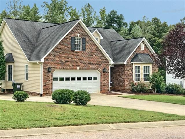 1311 Stonewyck Drive, Granite Quarry, NC 28146 (#3435024) :: The Andy Bovender Team