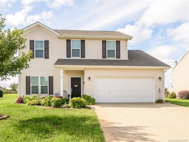 113 Boiling Brook Drive #83, Statesville, NC 28625 (#3435027) :: LePage Johnson Realty Group, LLC