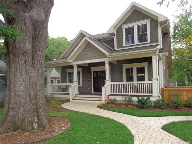 1836 Nassau Boulevard, Charlotte, NC 28205 (#3435097) :: High Performance Real Estate Advisors