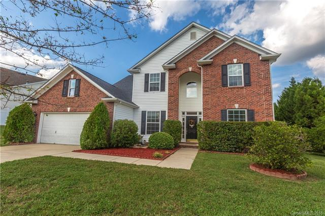 7002 Snapdragon Court, Stallings, NC 28105 (#3435142) :: Zanthia Hastings Team